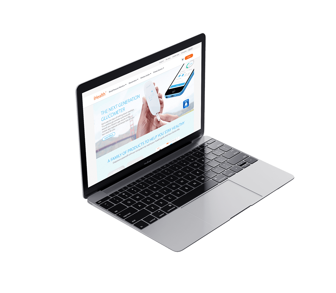 iHealth大数据品牌设计服务